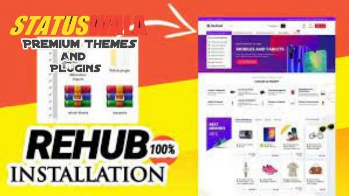 [GPL] Rehub Theme v16.5.1 Free Download With Installation Guide