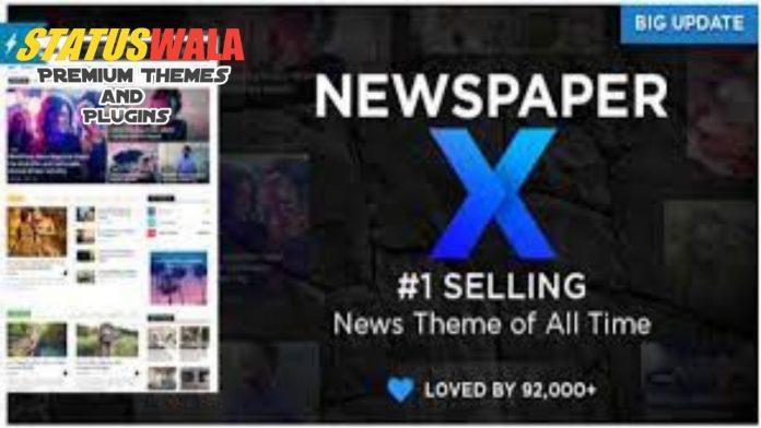 Newspaper WordPress Theme v11.2 Free Download [GPL]